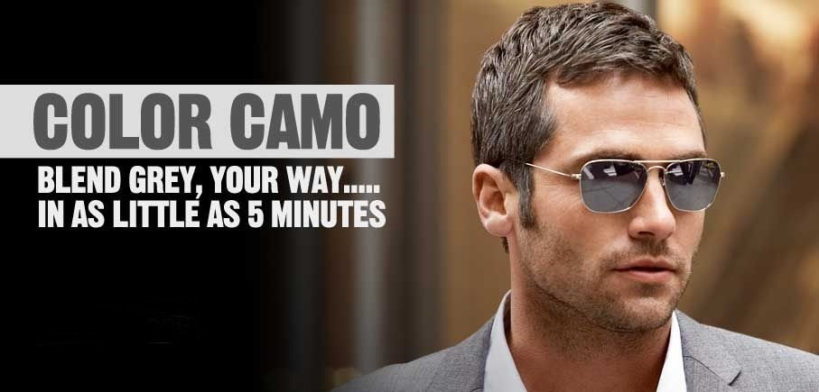 color-camo-for-men, hair color for men at top hair salon in Charlotte, North Carolina