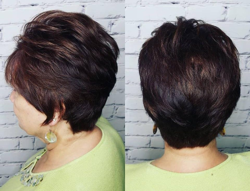 grey hair coverage charlotte Salon Piper Glen