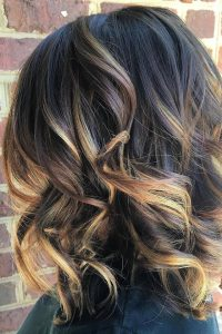 balayage ombre hair charlotte