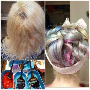 Vivid Hair Color
