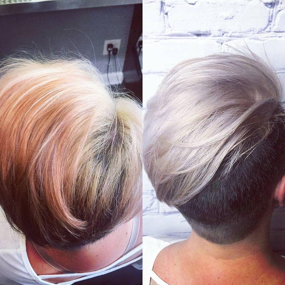 Hair Color Correction Hair Salon Charlotte North Carolina