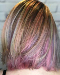 pastel unicorn hair charlotte
