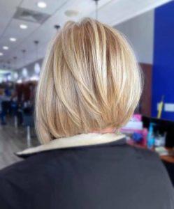 Dani haircut 1