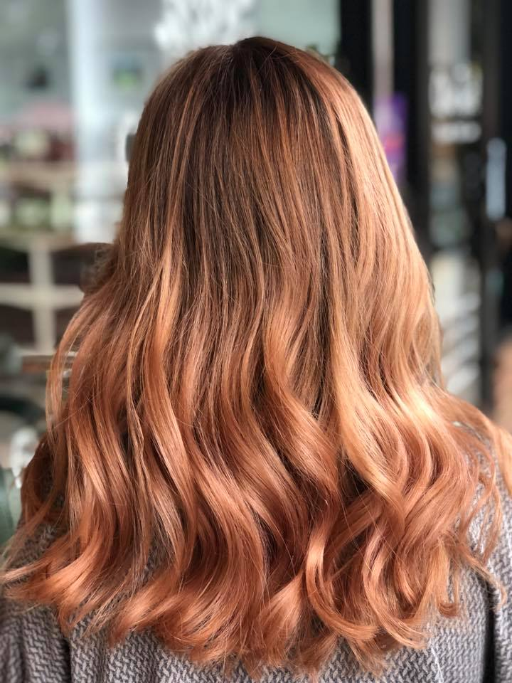 The Best Red Hair Colors For Fall
