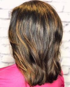 highlights for brown brunette hair charlotte