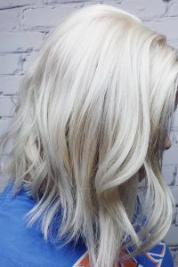 icy blonde hair color charlotte