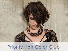 Priority Hair Color Club