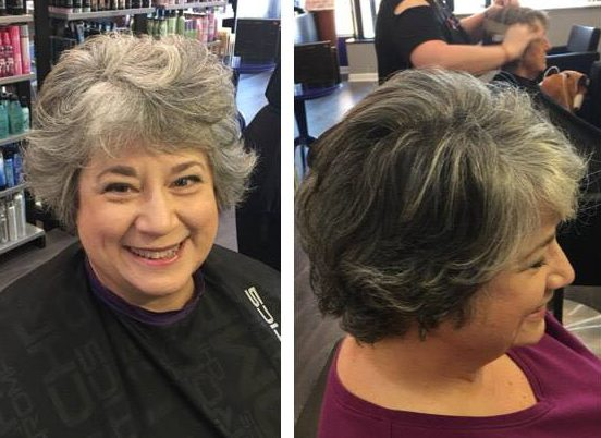 How to Color Grey Hair