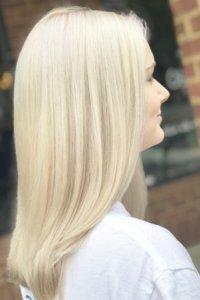 blonde hair color charlotte