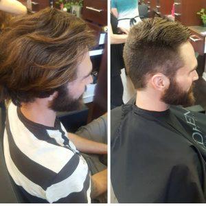 mens haircut charlotte