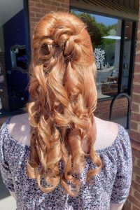 wedding hairstyles braids updos charlotte