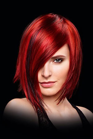 Red Hair Colors, Hair Salon, Top Hair Color Salon in Charlotte, NC, Salon Piper Glen