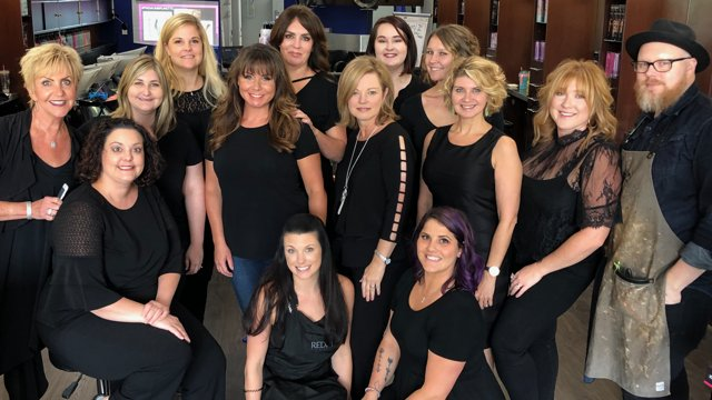 Salon Piper Glen Team of Hair Stylists and Hair Colorists in Charlotte