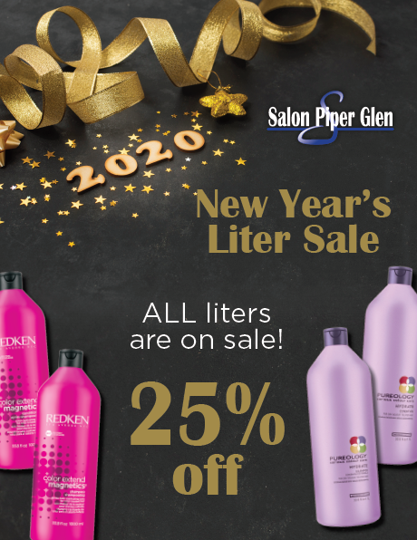 Salon Retail Specials