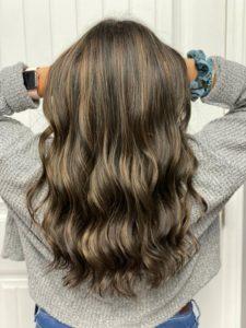 balayage hair charlotte