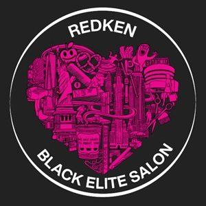 Black Level Elite Logo Black